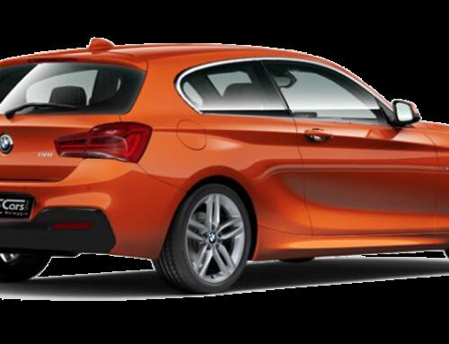 BMW SERIE 1 16D Allestimento Msport 3pt