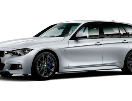 BMW SERIE 3 320D Msport Touring