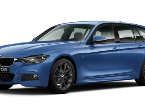 BMW SERIE 3 318D Msport Touring 150Cv