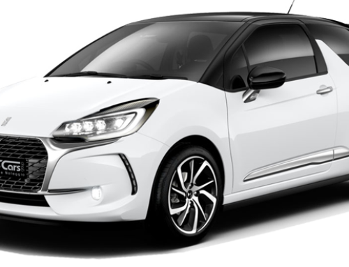 Citroen DS 3 Blue HDI 75Cv Chic