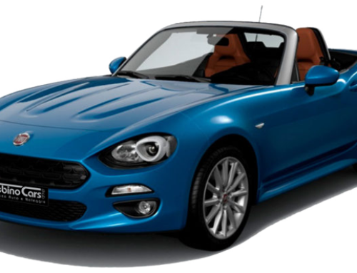 Fiat 124 SPIDER 1.4 Multi Air 140Cv Lusso Cabrio