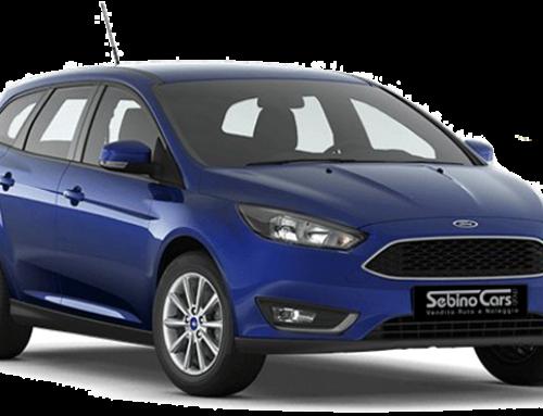 Ford FOCUS 1.5 TDCI 120Cv SW N1