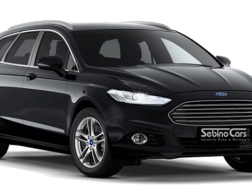 Ford MONDEO SW 2.0 TDCI 150Cv S&S Business