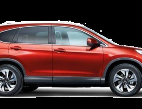 Honda CR-V 1.6 Elegance + Navi 2WD
