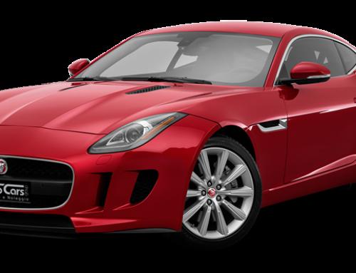 Jaguar F-TYPE 3.0 V6 Coupè