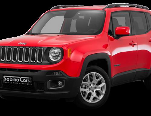 Jeep RENEGADE 1.6 MJet 95Cv Sport