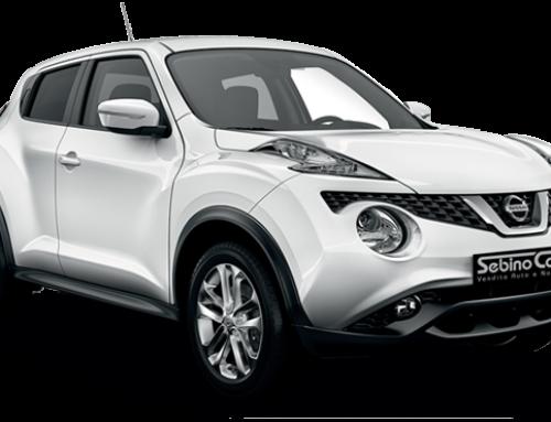 Nissan JUKE 1.5 dCi Visia 6MT