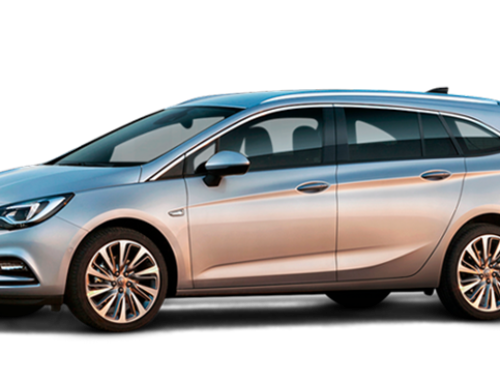 Opel ASTRA SW 1.6 Cdti Business 95Cv