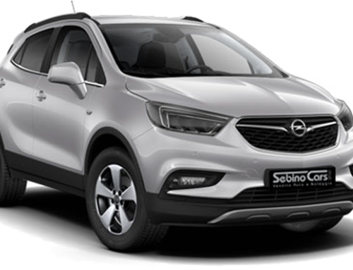 Opel MOKKA X 1.6 Cdti Business 110Cv