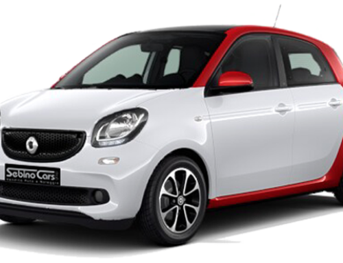 Smart FORFOUR 70 1.0 52kW passion twinamic
