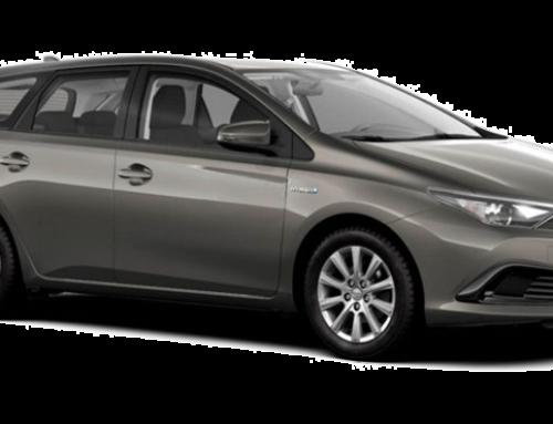 Toyota AURIS Hybrid SW 5 Porte 136CV