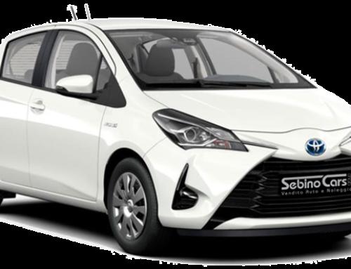 Toyota YARIS 1.5 Hybrid Cool 5 Porte