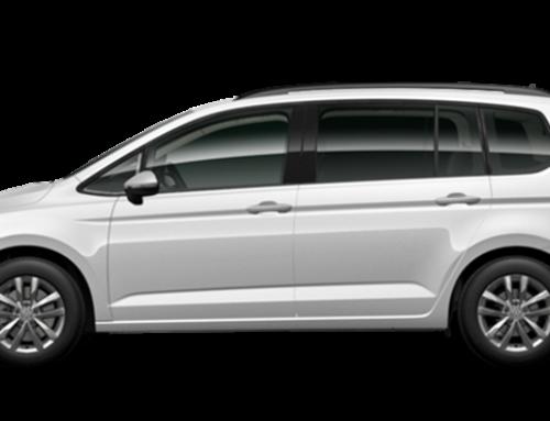 Volkswagen TOURAN 1.6 Tdi Business Bmt