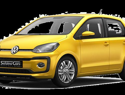 Volkswagen UP! 1.0 44kW take up! 5porte