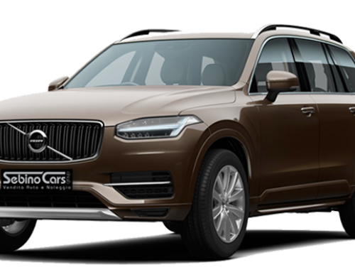 Volvo XC90 Business Plus